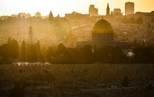 Pélerinage à Jérusalem