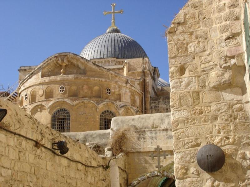 Eglise Saint Sépulcre