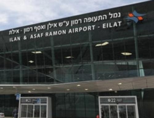 Aéroport Ilan & Asaf Ramon pour booster le tourisme en Israël