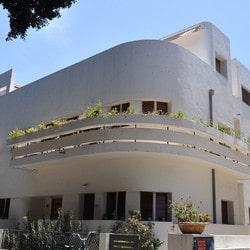 Architecture Bauhaus a Tel Aviv