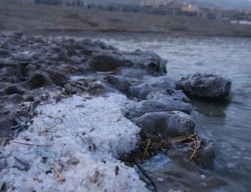Les bains dans la mer Morte, pour guérir le psoriasis
