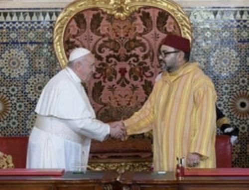 Jérusalem au centre d'une rencontre entre le Pape et Mohammed VI