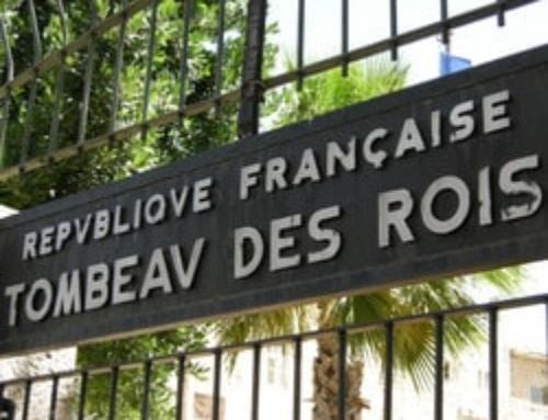 Le Tombeau des Rois : les garanties exigées par la France