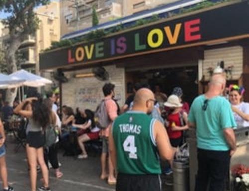 Gay Pride 2019 Tel Aviv : ambiance et photos de cet événement magique