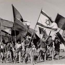 Le mode de vie du Kibboutz en Israel attire les asiatiques