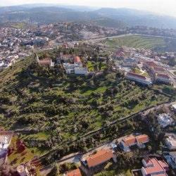 Kiryat Yearim ou le village Emmaüs où Jésus serait apparu après sa résurrection