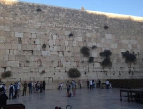 Les 4 sites juifs incontournables de la vieille ville de Jérusalem !