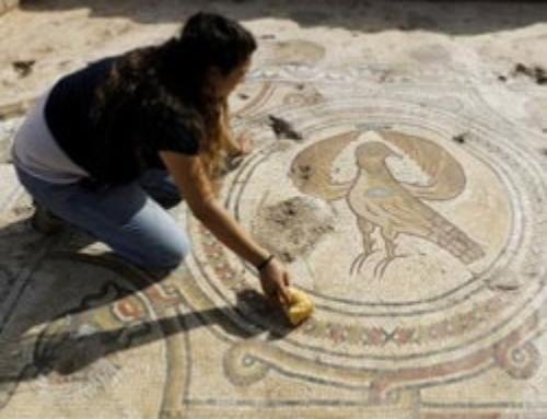 Découverte en Israël d'une église byzantine bâtie en l'honneur d'un martyr