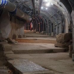Ponce Pilate aurait fait construire une rue menant vers le temple de Jérusalem