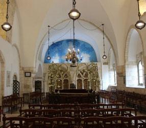 Les 4 synagogues sépharades de Jérusalem