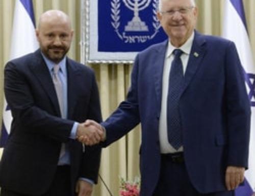 Le chapeau d'Hitler offert à un mémorial en Israël