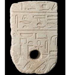 Une ancre égyptienne de près de 3500 ans retrouvée en Israël