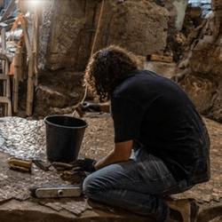 3 chambres souterraines découvertes au mur des Lamentations